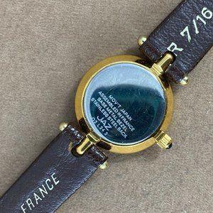 Vintage Accessories - Vintage Jaz Paris Ladies French Designer Watch